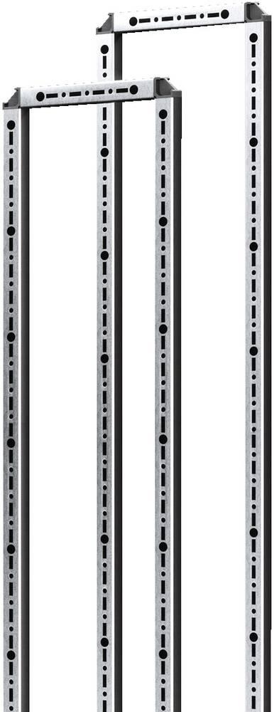 Dør-rørramme Rittal DK 5501.210 5501.210 Stålplade 1 stk
