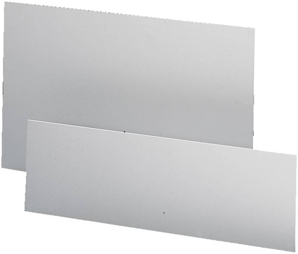 Frontplade Rittal CP 6028.016 med gevindbolt (B x H) 520 mm x 600 mm Aluminium 1 stk