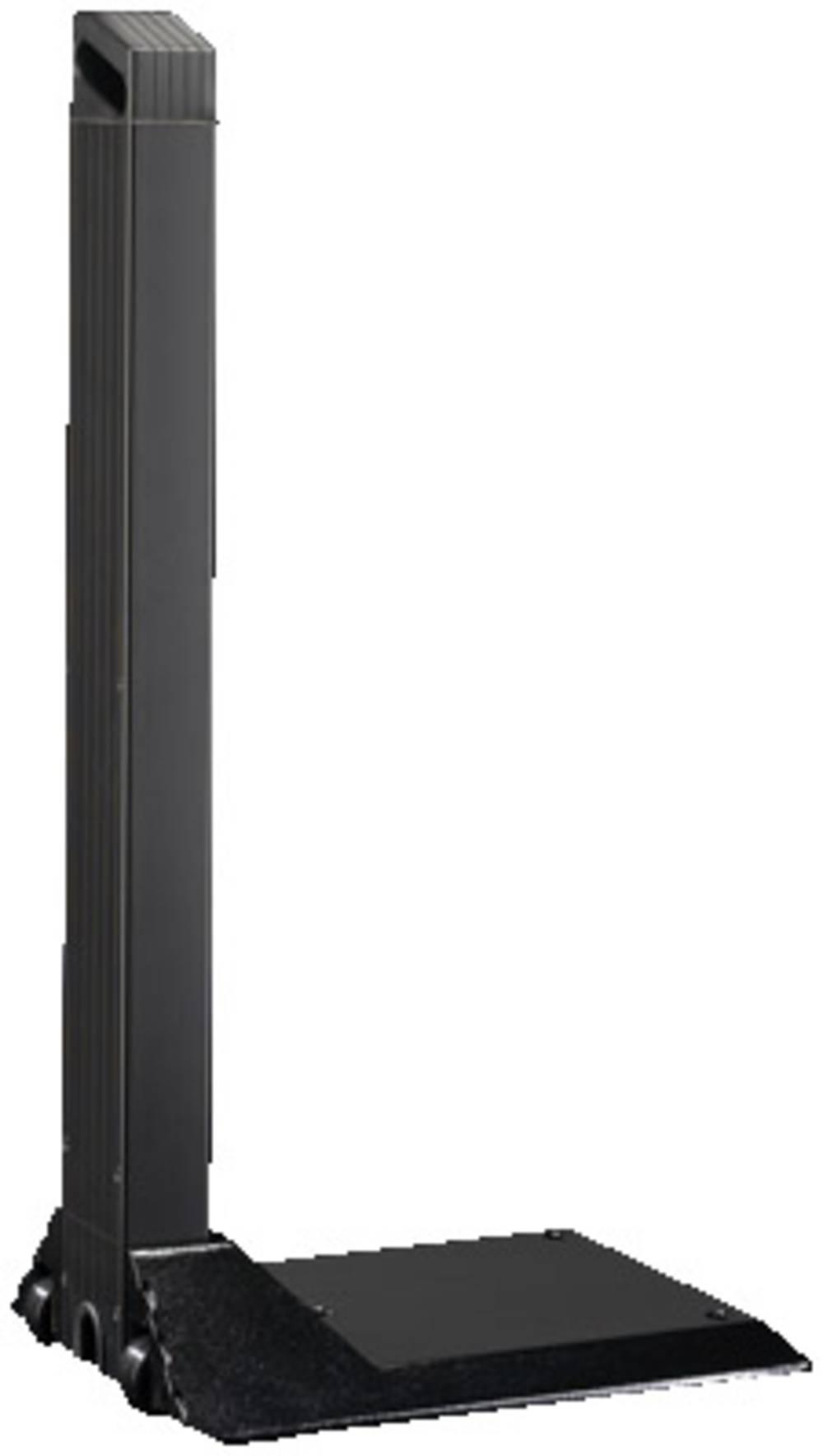 Fod Rittal CP 6135.000 (L x B x H) 500 x 360 x 995 mm Metal Grå (RAL 7035) 1 stk