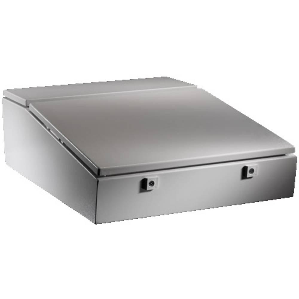 Pult-kabinet Rittal TP 6710.500 700 x 600 x 235 Stålplade Lysegrå (RAL 7035) 1 stk