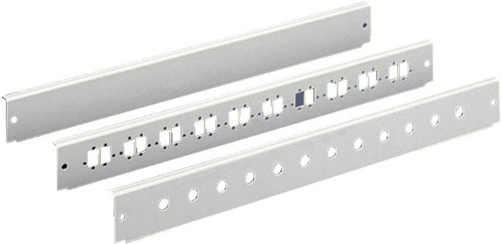 Patch-panel Rittal DK 7242.015 med 24 montérpladser 1 stk