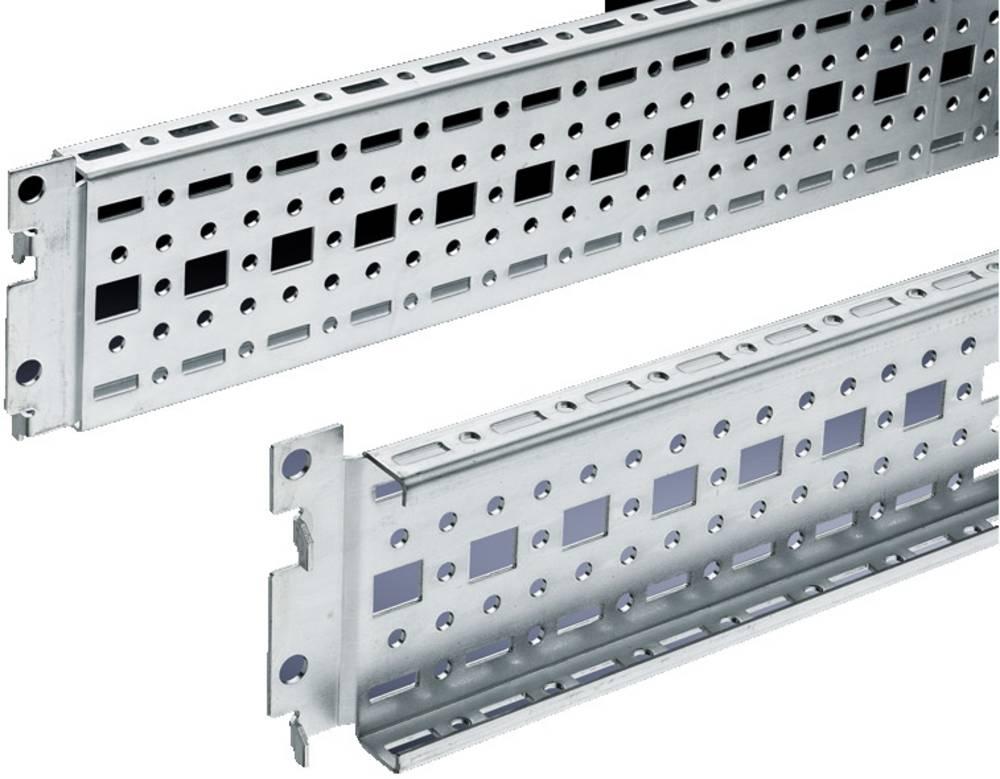 Montage-chassis Rittal TS 8612.020 (L x B) 1200 mm x 73 mm Stålplade 4 stk