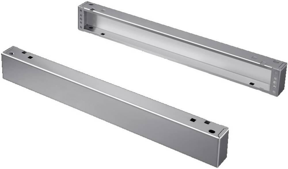 Sokkelelement Rittal TS 8701.200 (B x H) 1200 mm x 100 mm Rustfrit stål Rustfrit stål 1 stk