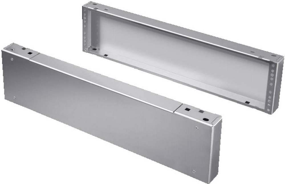 Sokkelelement Rittal TS 8702.800 (B x H) 800 mm x 200 mm Rustfrit stål Rustfrit stål 1 stk