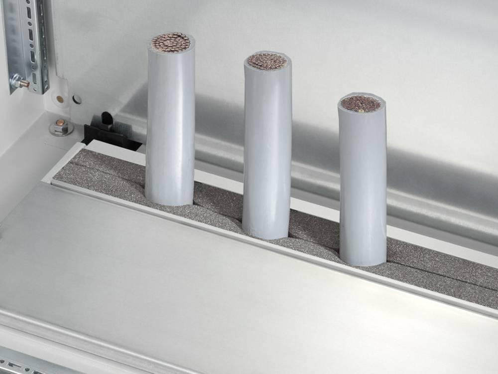 Uvodna letev za kable, aluminij, Rittal TS 8802.125 4 kos
