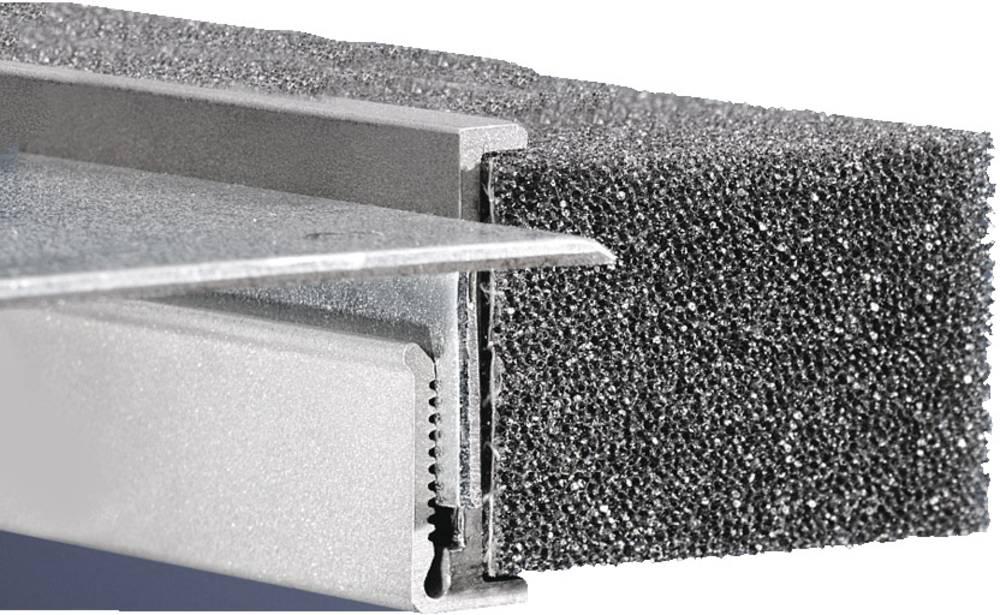 Uvodna letev za kable, aluminij, Rittal TS 8802.160 2 kos