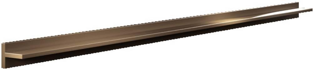 Samleskinne Rittal SV 9603.000 Ikke perforeret, T-profil Kobber 1100 mm 3 stk