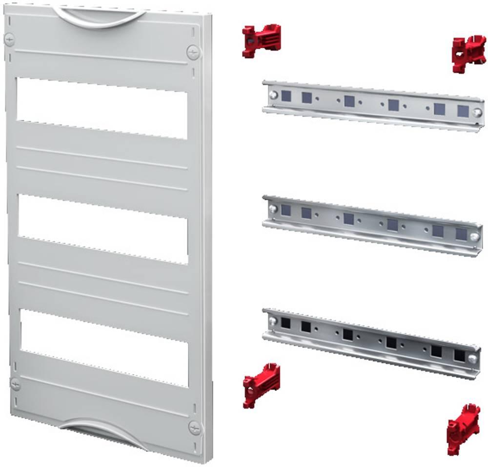 Rækkeindbygningsenheder-modul Rittal SV 9666.300 9666.300 Stålplade Grå (RAL 7035) (B x H) 500 mm x 450 mm 1 stk