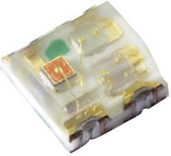 Image of SMD LED (multi-colour) Non-standard Red, Green, Blue 360 mcd, 750 mcd, 140 mcd