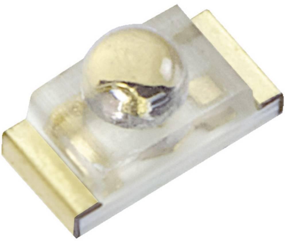 SMD LED Kingbright KPTD-1608SYCK 0603 450 mcd 60 ° Gul