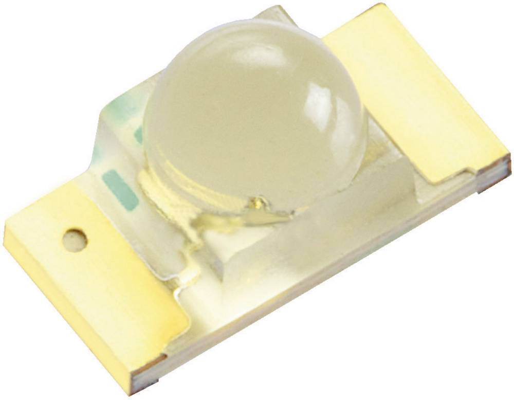 SMD LED Kingbright KPTD-3216CGCK 1206 300 mcd 35 ° Grøn