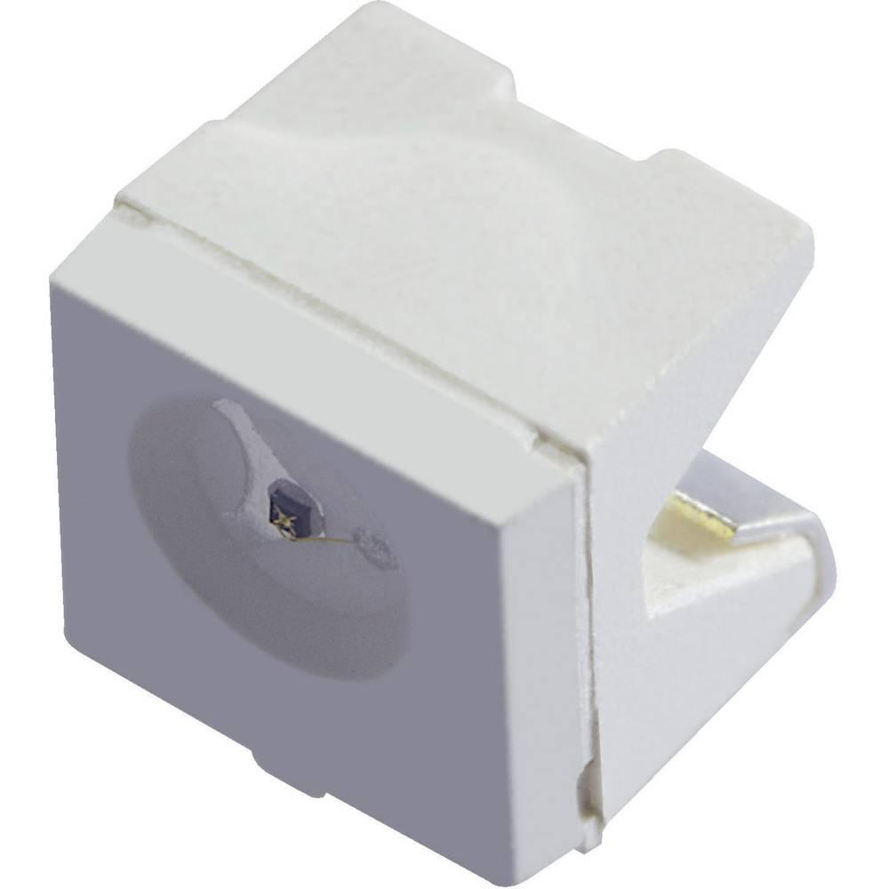 SMD-LED PLCC2 rdeča 150 mcd 120 ° 20 mA 1.95 V Kingbright KA-4040SURSK