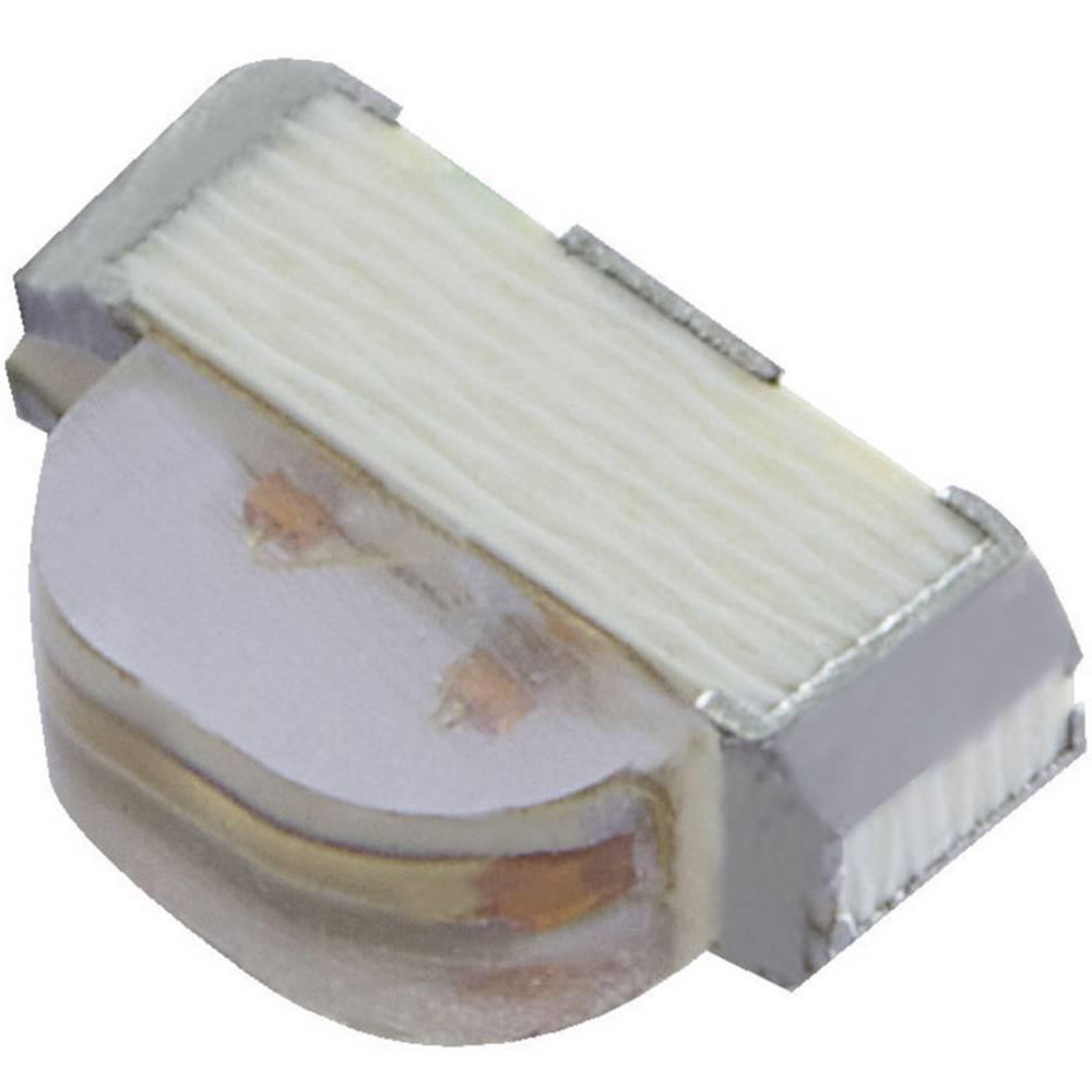 SMD LED flerfarvet Kingbright KPBA-3010SURKCGKC 1104 80 mcd, 70 mcd 140 ° Rød, Grøn