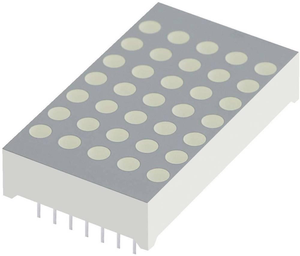 Punkt-matrix-display Kingbright 30.6 mm 1.85 V Rød