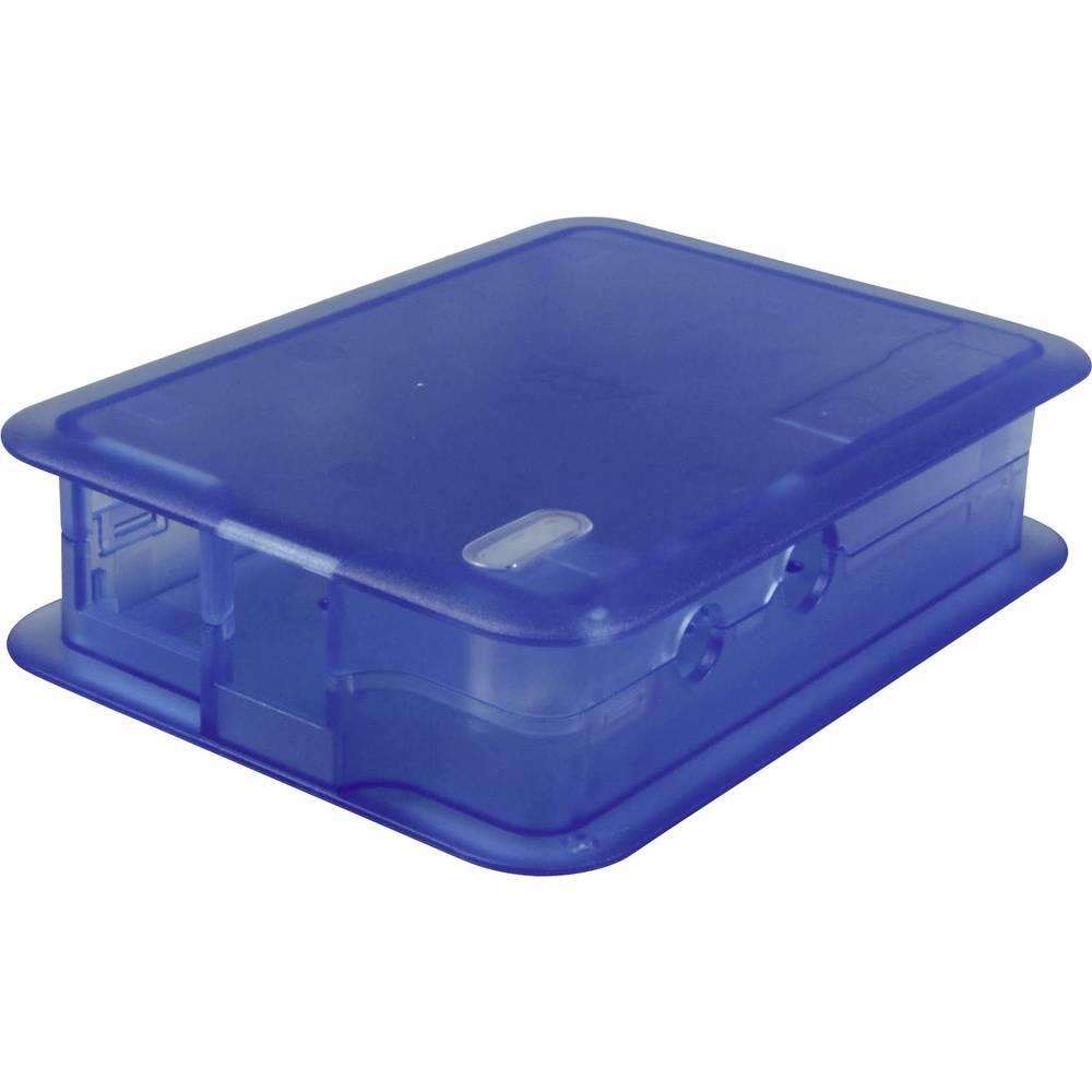 Kućište za Raspberry Pi® TEK-BERRY.33 plava (prozirna)