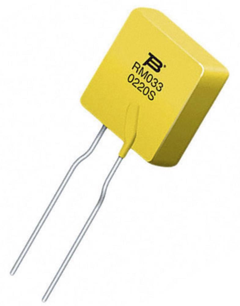 PTC-varovalka I(H) 0.33 A 240 V (D x Š x V) 27.6 x 11.4 x 3.8 mm Bourns MF-RM033/240-2 1 kos