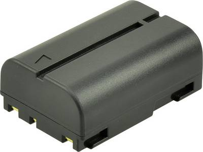 Image of Camera battery Duracell replaces original battery BN-V416 7.4 V