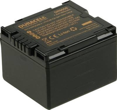 Image of Camera battery Duracell replaces original battery CGA-DU14A/1B 7.4 V