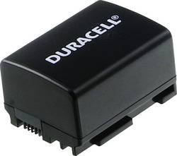 Image of Camera battery Duracell replaces original battery BP-808 7.4 V 8