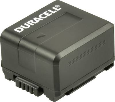 Image of Camera battery Duracell replaces original battery VW-VBG130 7.4 V