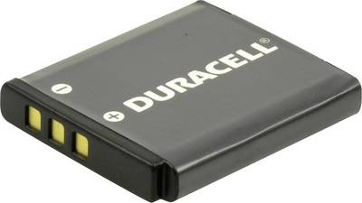 Image of Camera battery Duracell replaces original battery NP-50, KLIC-7004 3.7 V