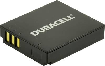 Image of Camera battery Duracell replaces original battery CGA-S005, DB-60, NP-70, CGA-S005E, IA-