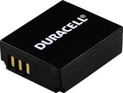 Image of Camera battery Duracell replaces original battery CGA-S007, CGA-S007E 3.7 V