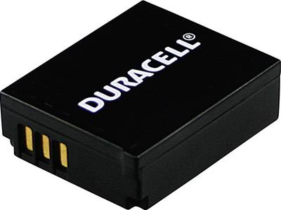 Image of Camera battery Duracell replaces original battery CGA-S007, CGA-S007E 3.
