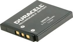 Image of Camera battery Duracell replaces original battery KLIC-7001 3.7 V