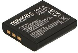 Image of Camera battery Duracell replaces original battery NP-BG1 3.7 V 9