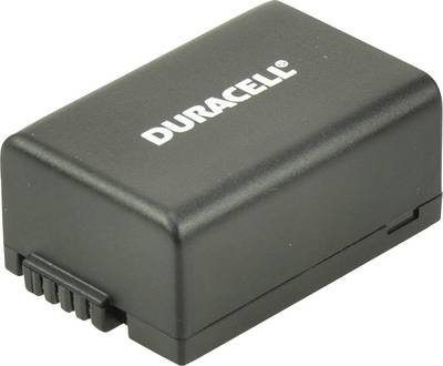 Image of Camera battery Duracell replaces original battery DMW-BMB9E 7.4 V