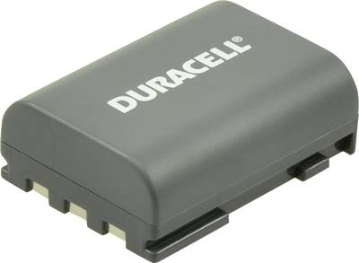 Image of Camera battery Duracell replaces original battery NB-2L, NB-2LH 7.4 V
