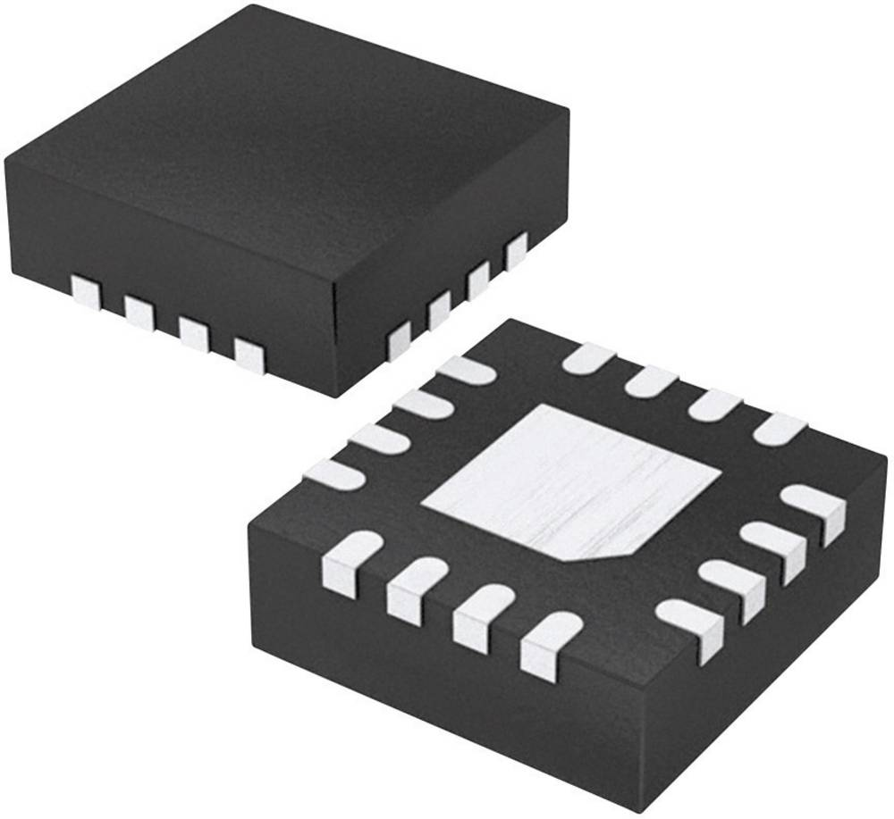PMIC - strømstyring - specialiseret Texas Instruments TPS65000RTET WQFN-16 (3x3)