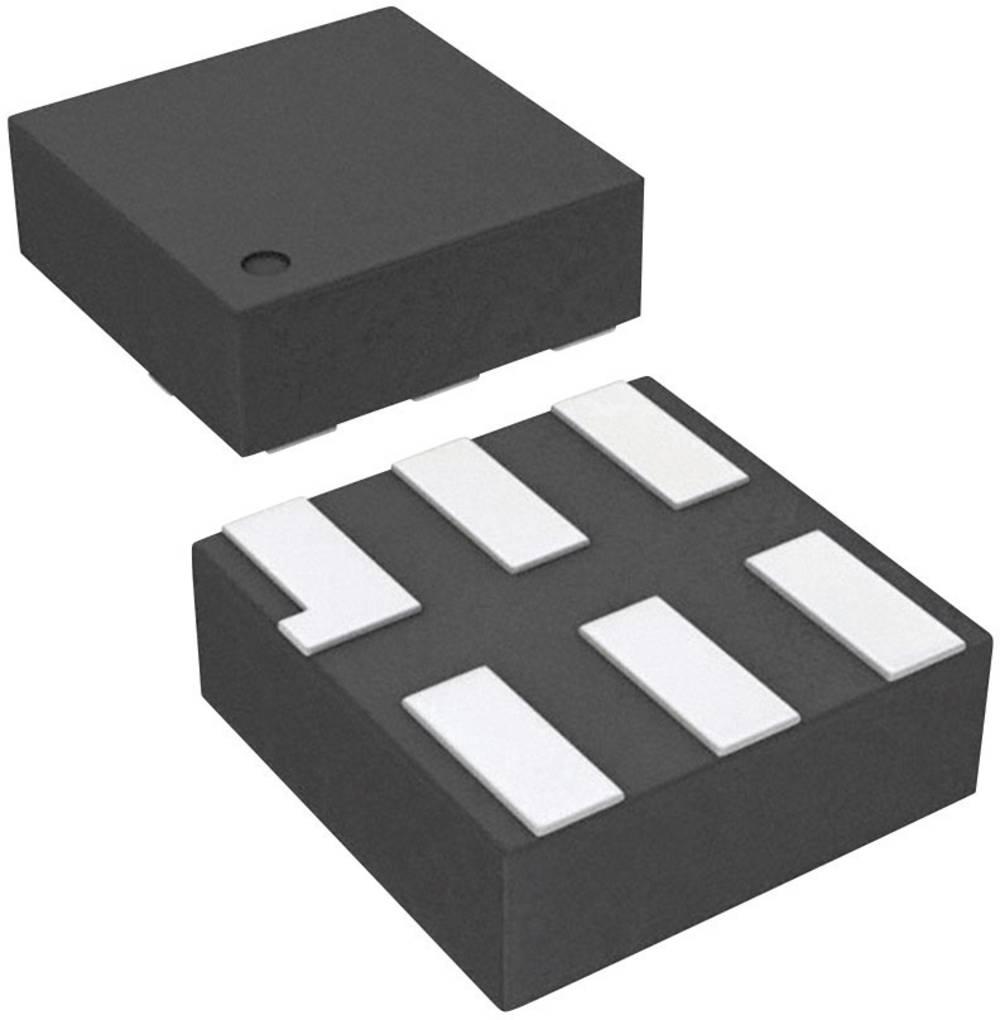 Supresorska dioda Texas Instruments TPD4E004DRYR vrsta kućišta: SON-6