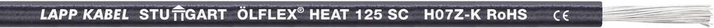 Finožični vodnik ÖLFLEX® HEAT 125 SC 1 x 1 mm rdeče barve LappKabel 1234104 100 m