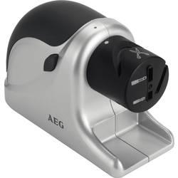 Kniv- /saksesliber AEG MSS 5572 Sort/sølv
