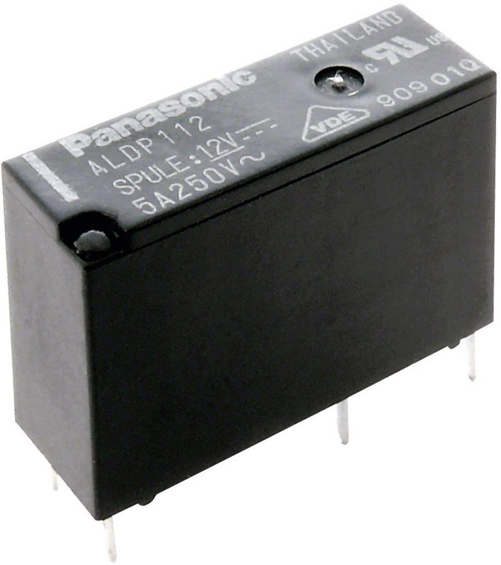 Printrelæ 5 V/DC 5 A 1 x sluttekontakt Panasonic ALDP105 1 stk