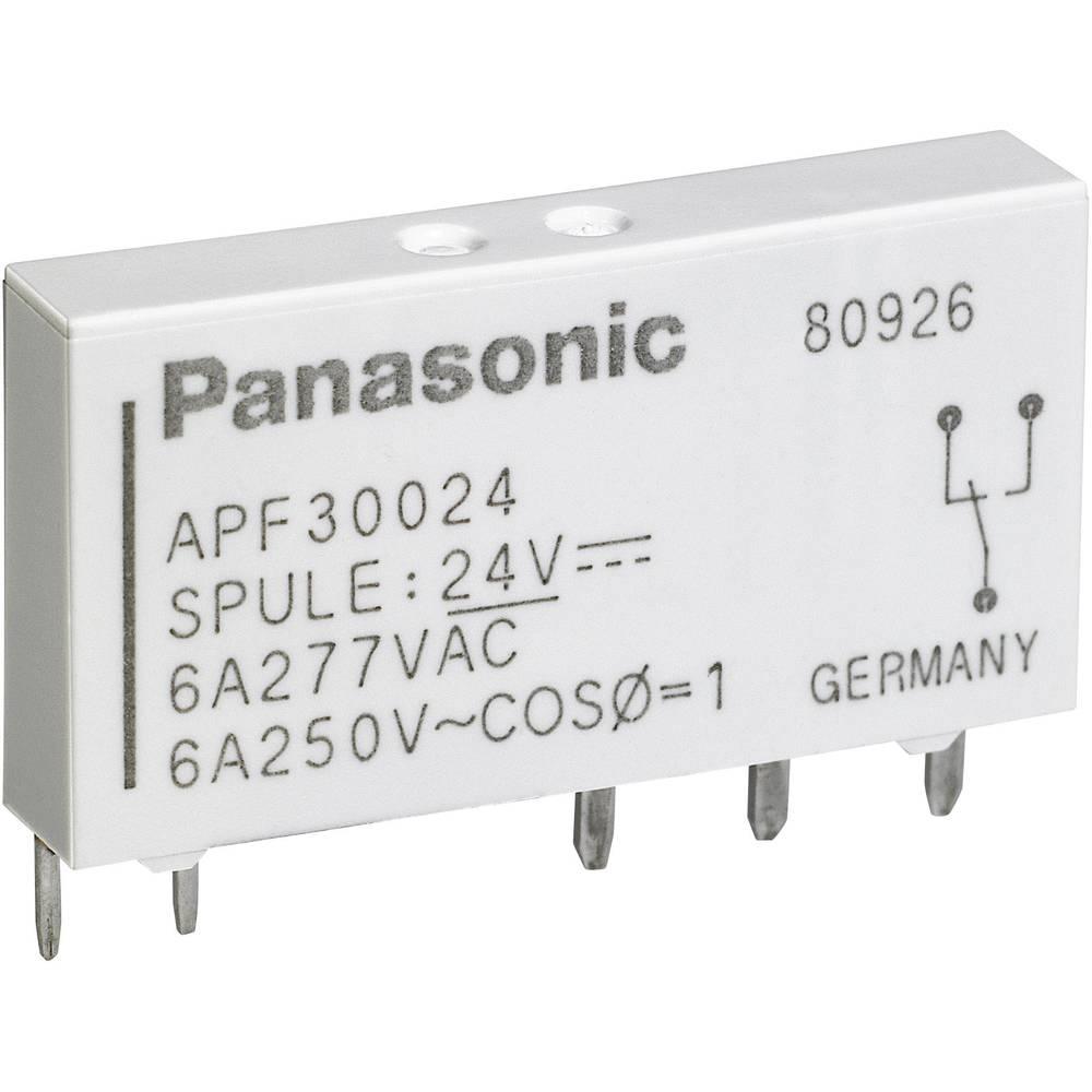 Printrelæ 5 V/DC 6 A 1 x skiftekontakt Panasonic APF30305 1 stk