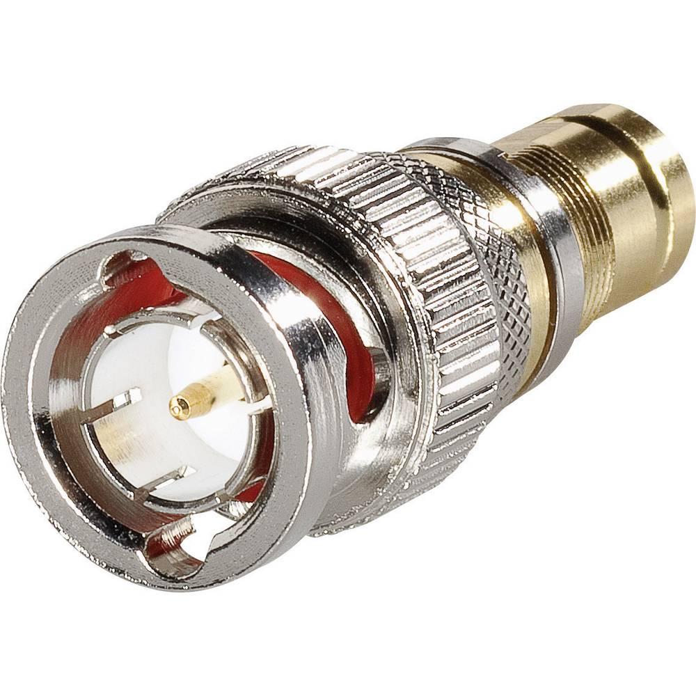 BNC-adapter BNC-vtič - 1.6/5.6 vtičnica BKL Electronic 0401285 1 kos