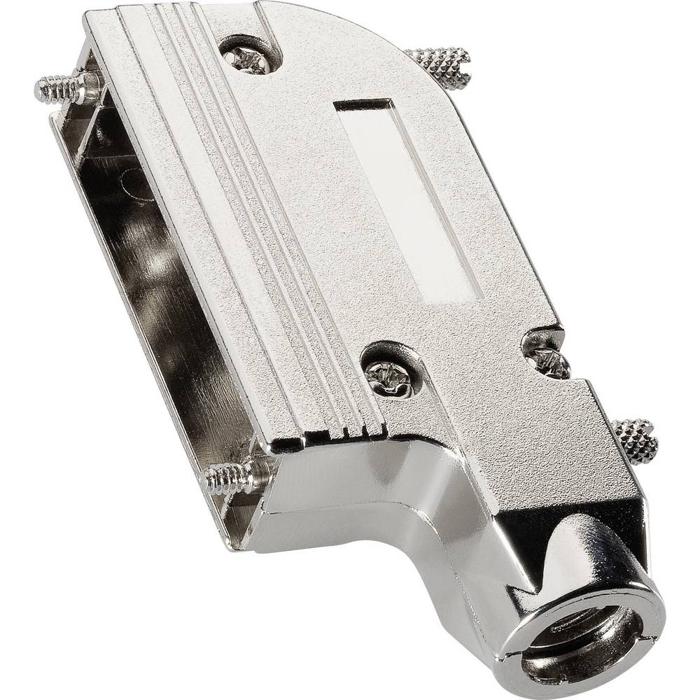 D-SUB ohišje, število polov: 9 kovinska srebrne barve BKL Electronic 10120269 1 kos
