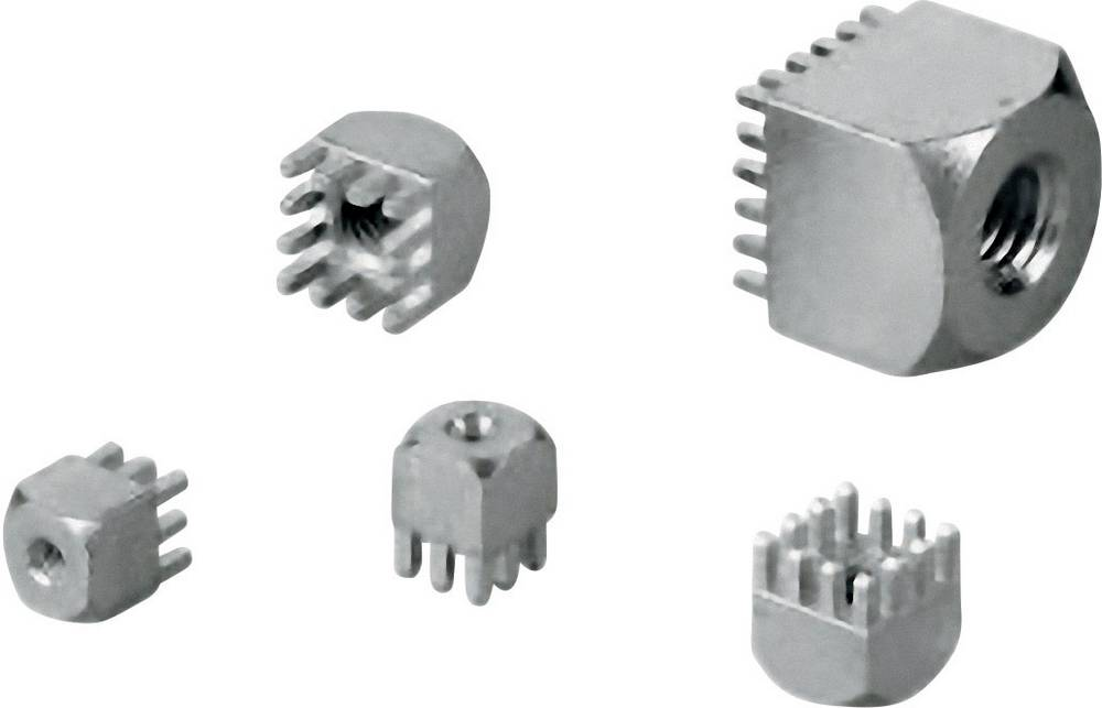 Priključek (standardni) Würth Elektronik 7461090, mere: 2.54 mm 1 kos