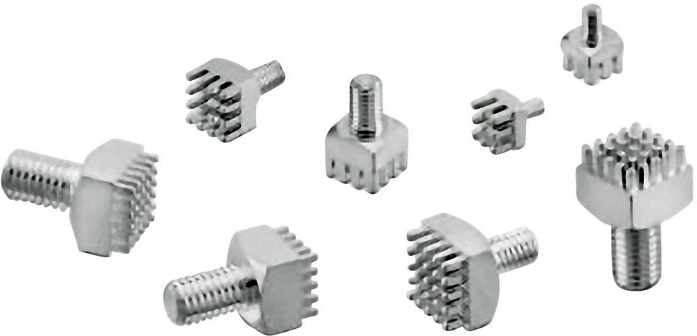 Stiftliste (standard) WP Samlet antal poler 16 Würth Elektronik 7461383 Rastermål: 2.54 mm 1 stk