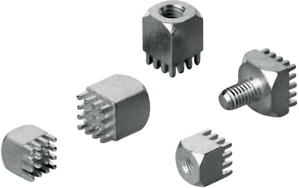 Bøsningsliste (standard) WP Samlet antal poler 16 Würth Elektronik 7461097 Rastermål: 2.54 mm 1 stk
