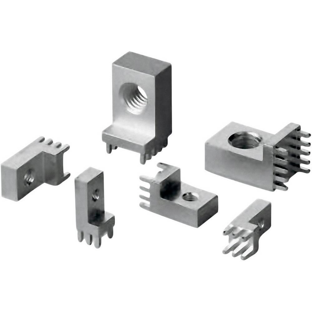 Priključek (standardni) Würth Elektronik 7461107, mere: 2.54 mm 1 kos