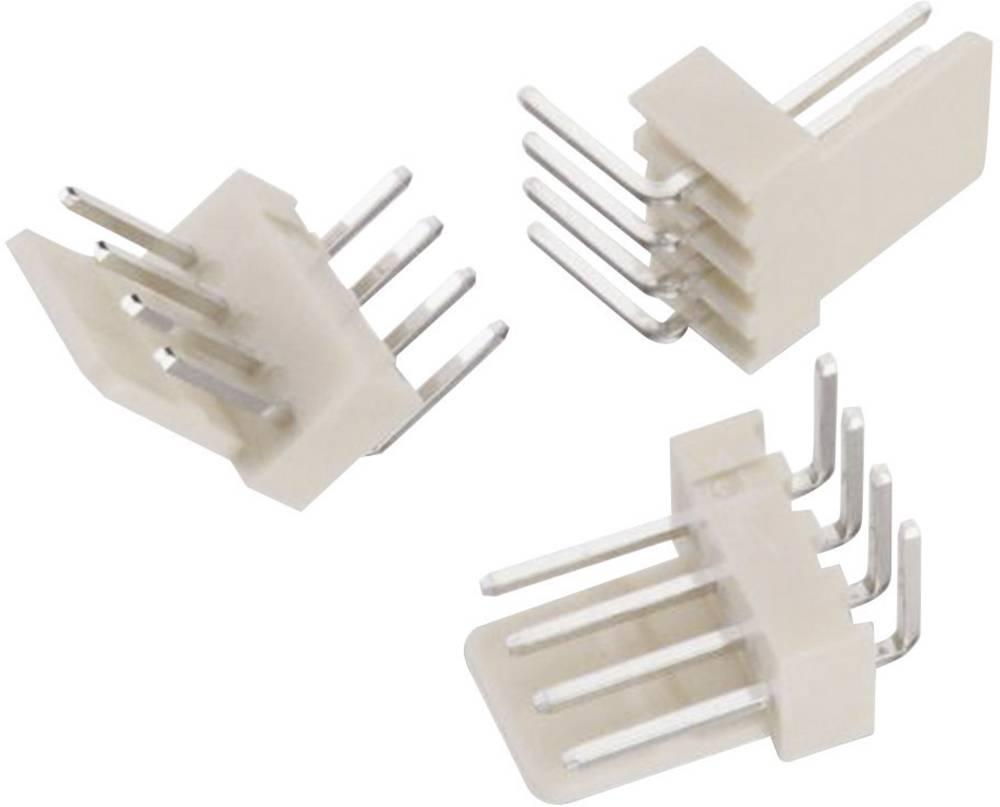 Indbygningsstiftliste (standard) WR-WTB Samlet antal poler 3 Würth Elektronik 61900319521 Rastermål: 2.54 mm 1 stk