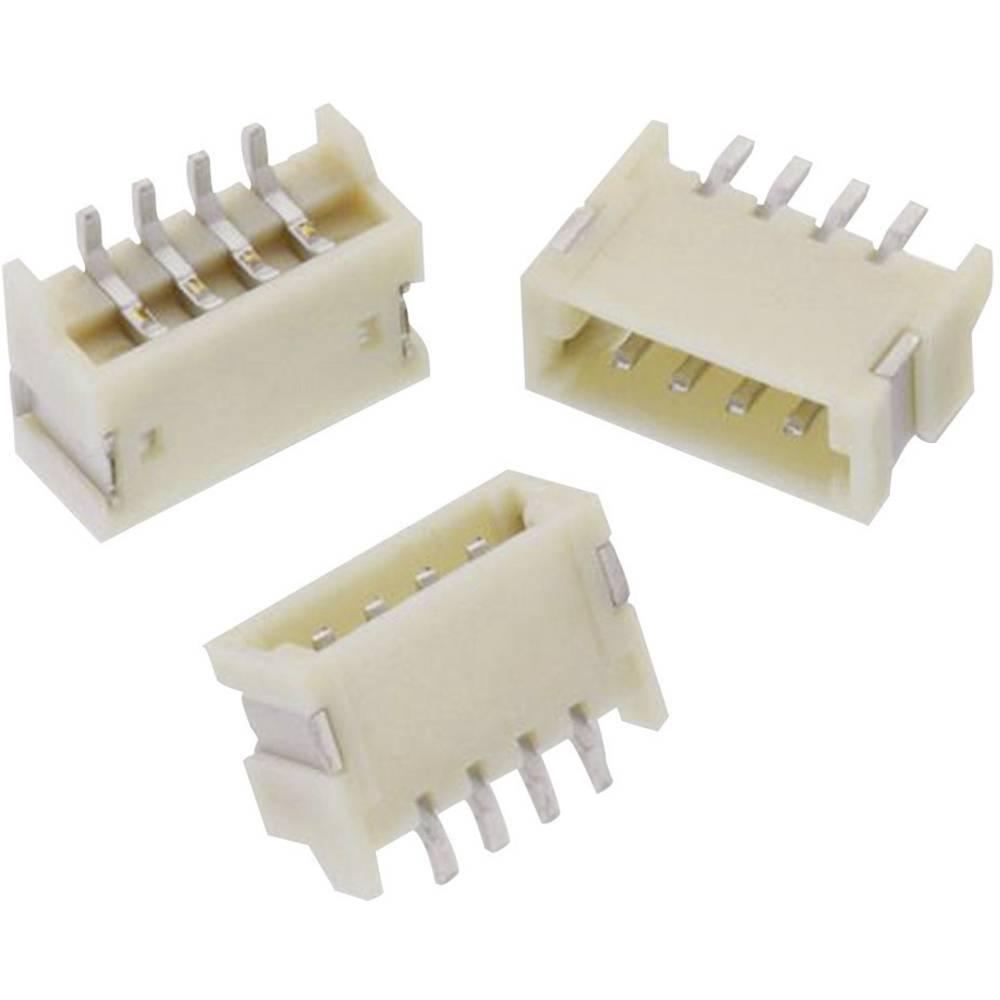 Indbygningsstiftliste (standard) WR-WTB Samlet antal poler 2 Würth Elektronik 648102131822 Rastermål: 1.50 mm 1 stk