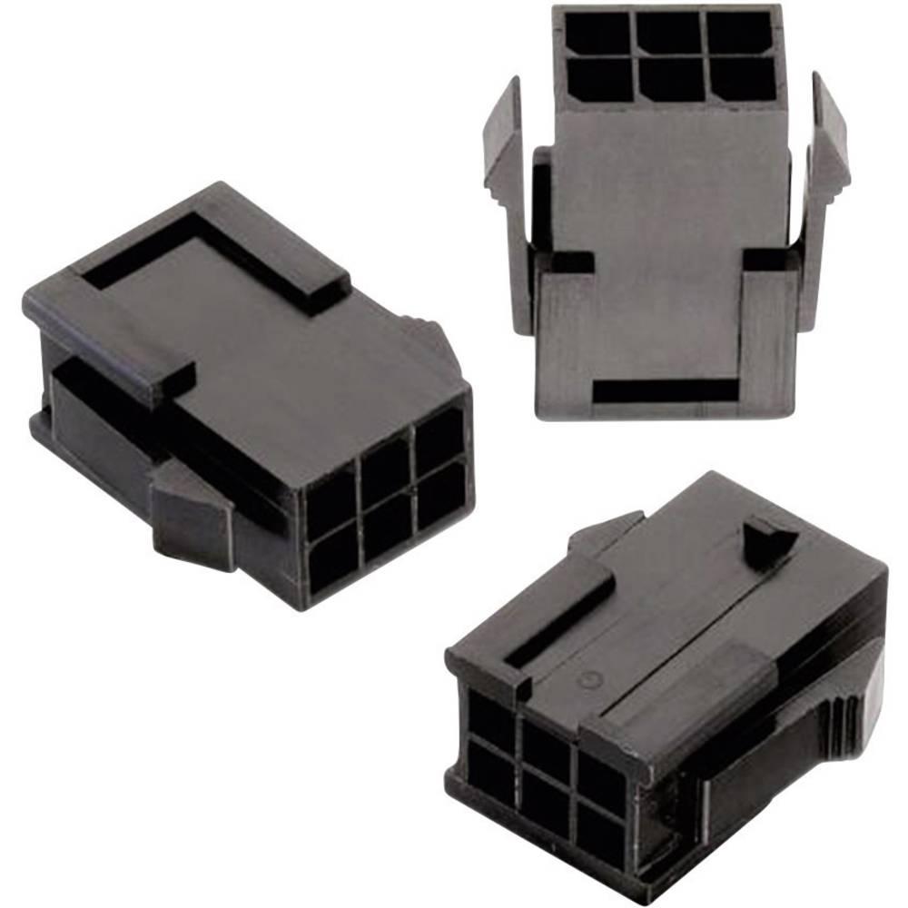 Kabel za pinsko ohišje Würth Elektronik 66201821822, mere: 3 mm 1 kos