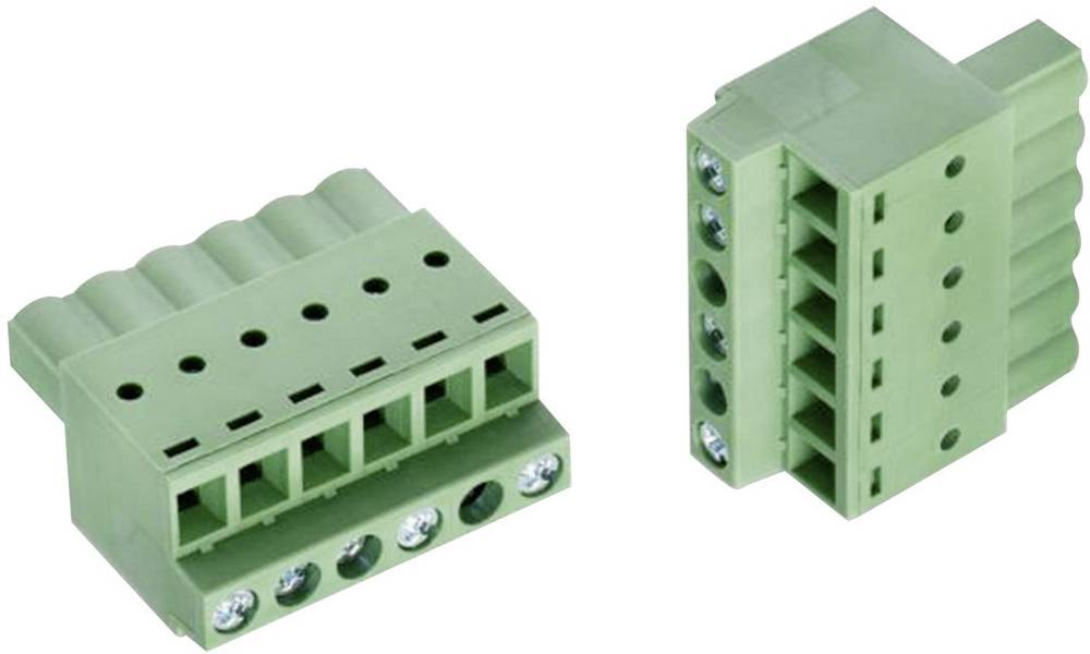 Tilslutningskabinet-kabel 373B Samlet antal poler 8 Würth Elektronik 691373500008B Rastermål: 5.08 mm 1 stk