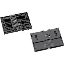 WR-CRD Smart Card-stik Dual Way, kort anerkendelse, 16 pins Würth Elektronik WR-CRD 1 stk