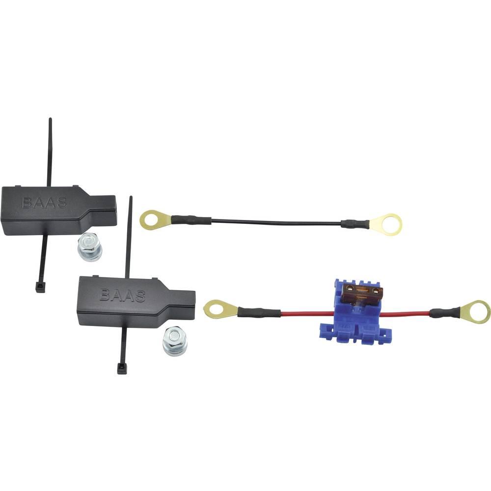 Batteri-tilslutningsfordeler pluspol, minuspol BAAS ES03 Batterie-Verteiler ES03 1 stk